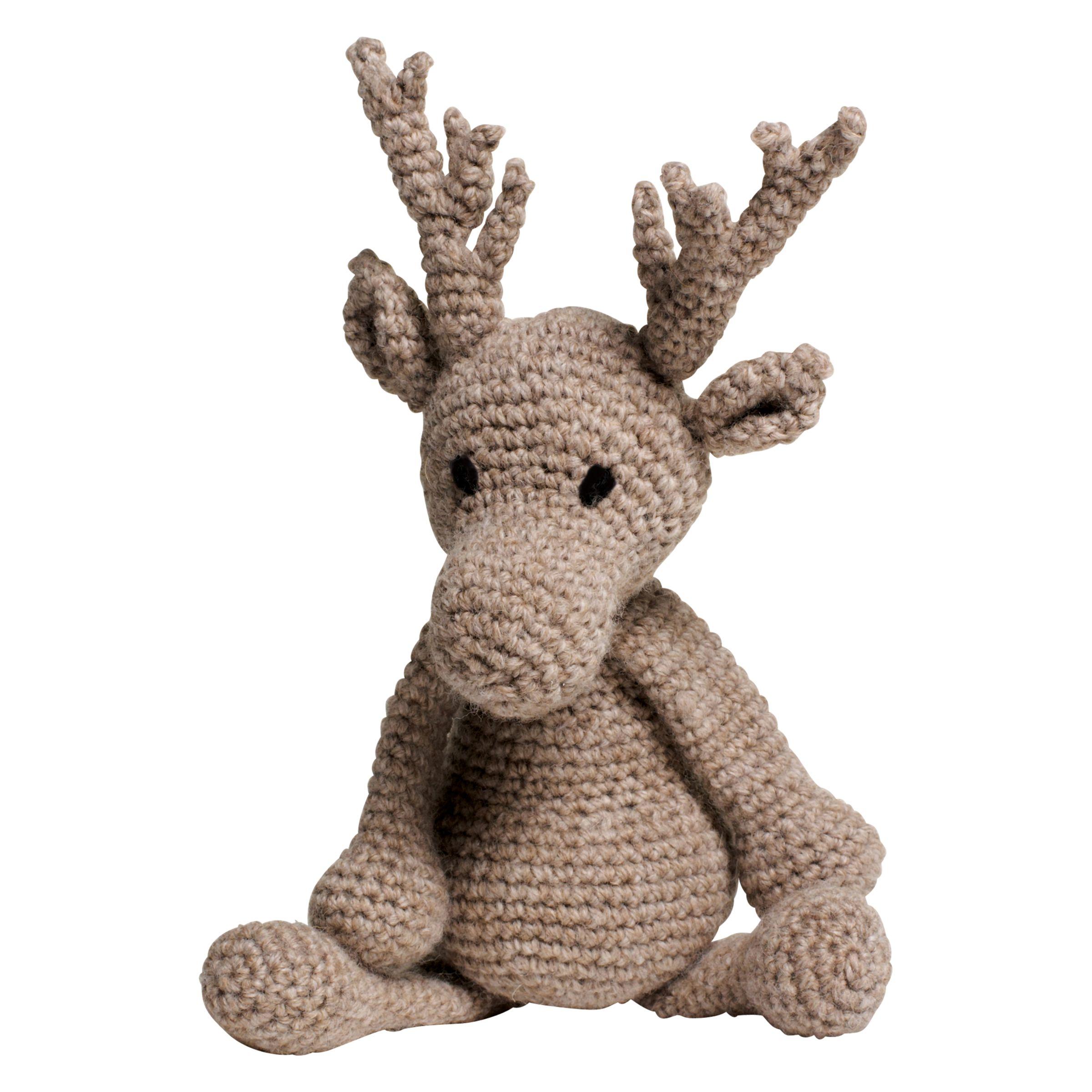 Buy Toft Donna the Reindeer Crochet Kit John Lewis