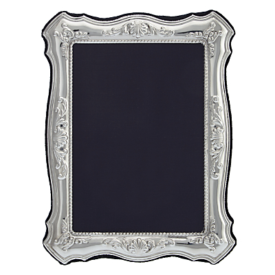 Carrs Vintage Sterling Silver Photo Frame, 6 x 4