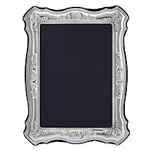 "Buy Carrs Vintage Sterling Silver Photo Frame, 6 x 4"" Online at johnlewis.com"