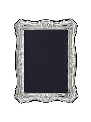 Carrs Vintage Sterling Silver Photo Frame, 6 x 4""