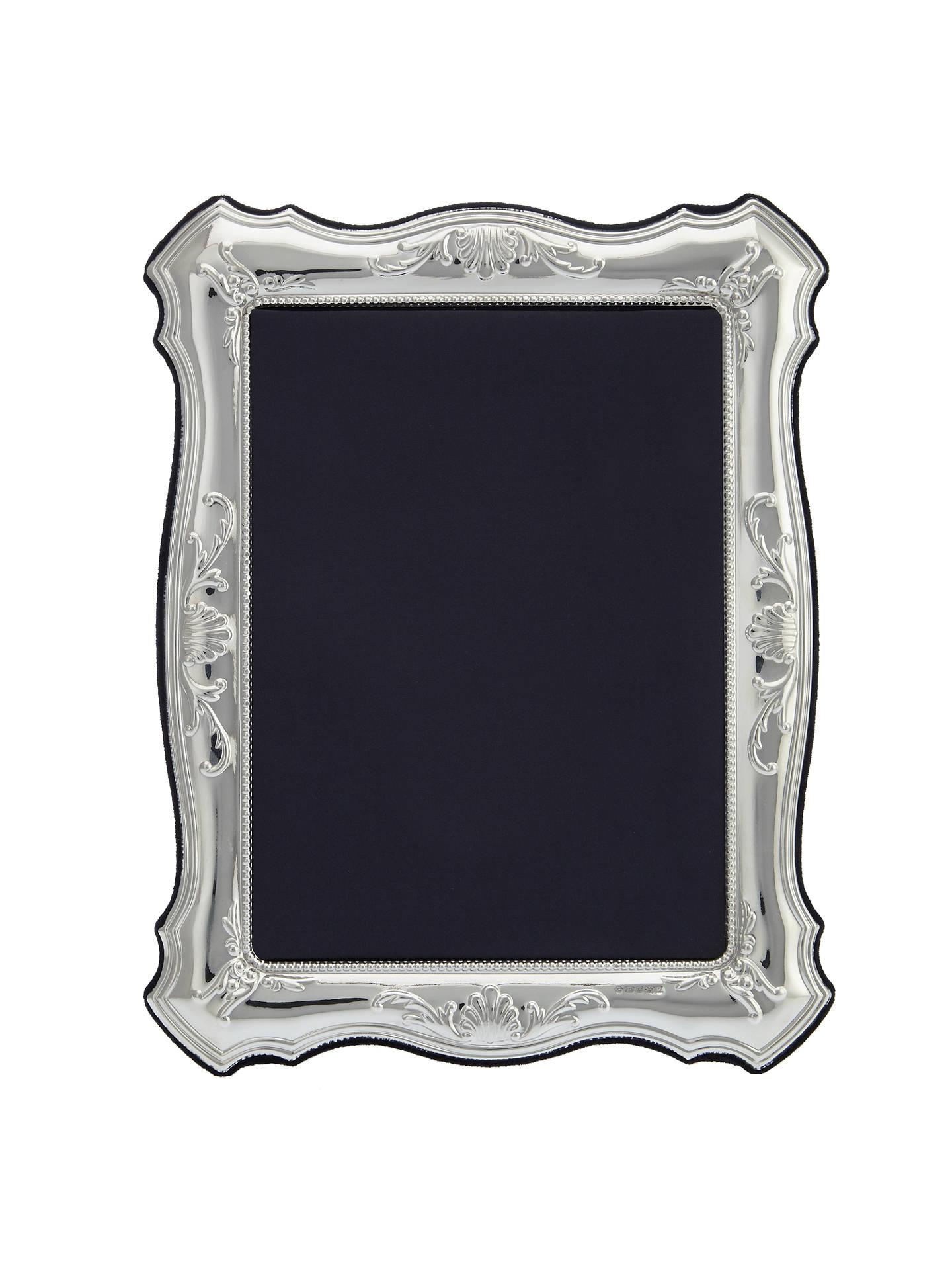 Carrs Vintage Sterling Silver Photo Frame 7 X 5 At John Lewis