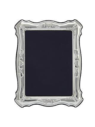 Carrs Vintage Sterling Silver Photo Frame, 7 x 5""