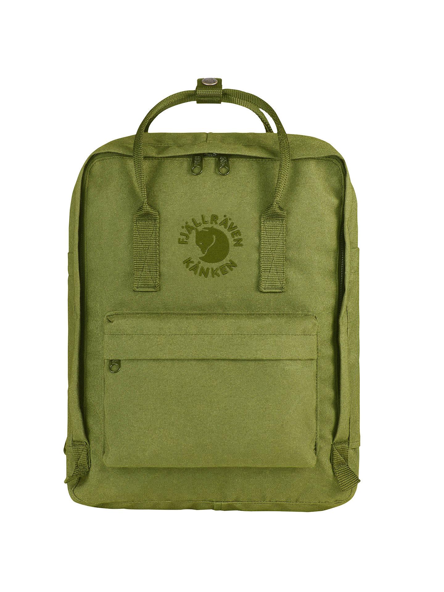 7e00fc964b Fjällräven Re Kanken Backpack, Spring Green