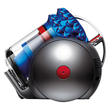 Buy Dyson Cinetic Big Ball Musclehead Cylinder Bagless Vacuum Cleaner Online at johnlewis.com