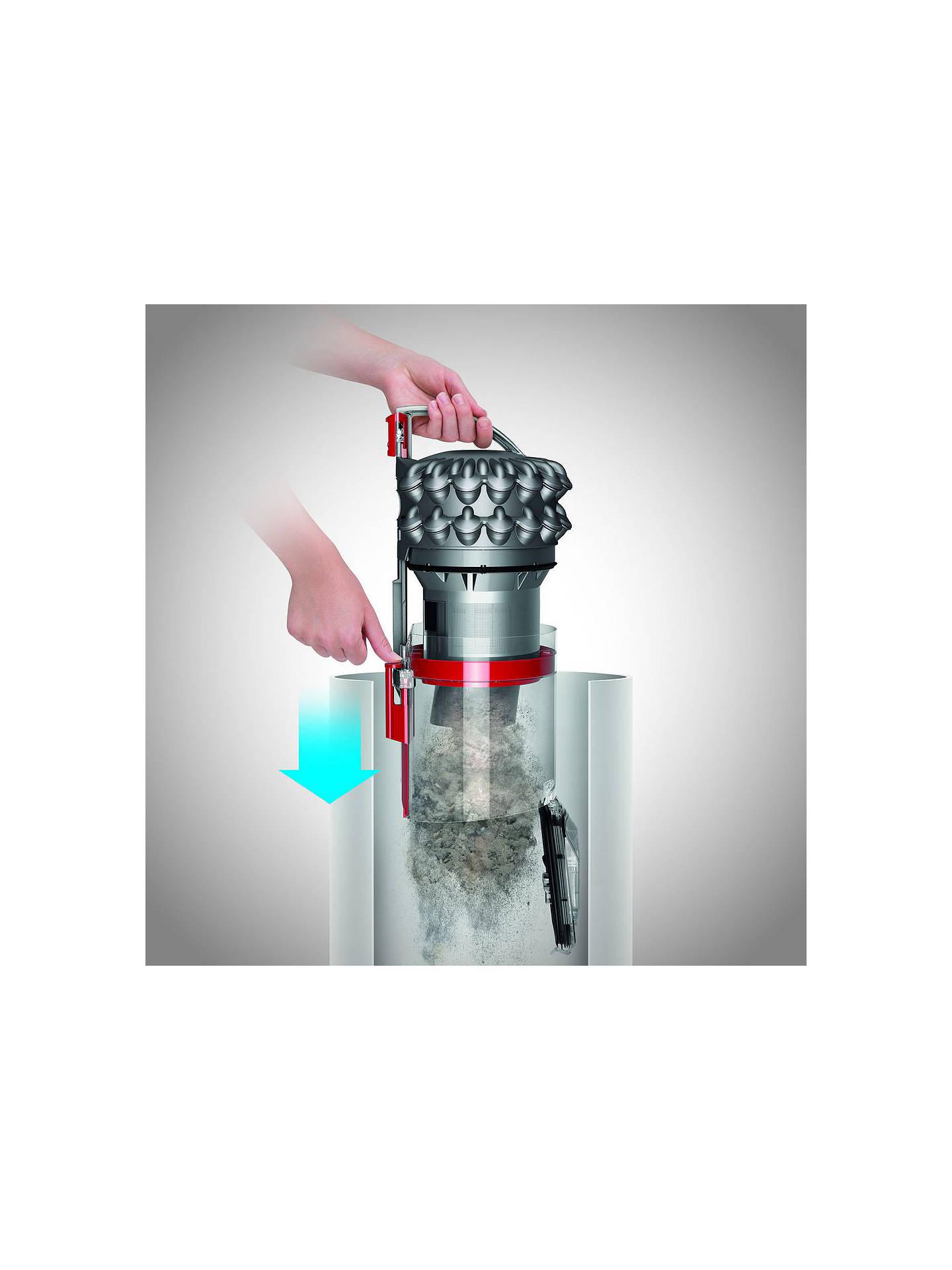 Dyson Cinetic Big Ball Musclehead Cylinder Bagless Vacuum