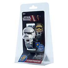 Buy Star Wars Storm Trooper Digital Watch Online at johnlewis.com