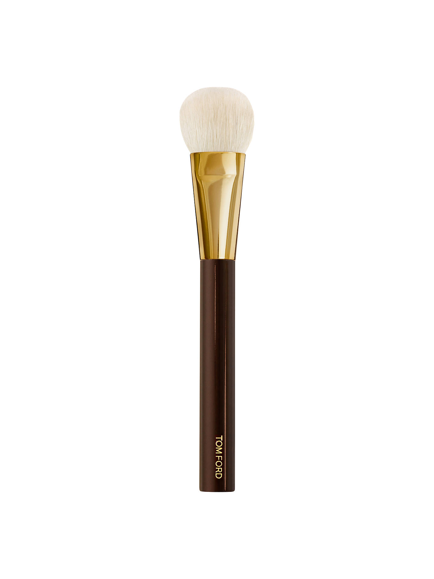 BuyTOM FORD Cream Foundation Brush Online at johnlewis.com