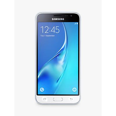 Image of Samsung Galaxy J3 Smartphone, Android, 5, 4G LTE, SIM Free, 8GB