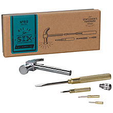 Buy Gentlemen's Hardware 6-in-1 Hammer Tool Online at johnlewis.com
