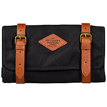 Buy Gentlemen's Hardware Tool Roll Bag, Charcoal Online at johnlewis.com