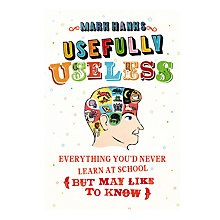 Buy Usefully Useless Book Online at johnlewis.com