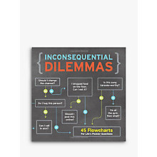 Buy Inconsequential Dilemmas Book Online at johnlewis.com