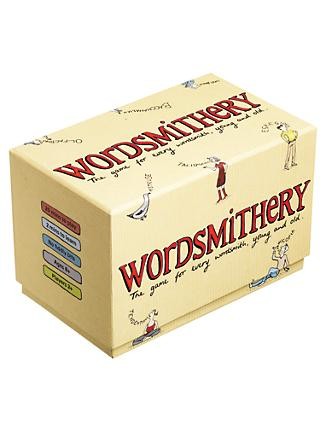 Clarendon Games Wordsmithery Game