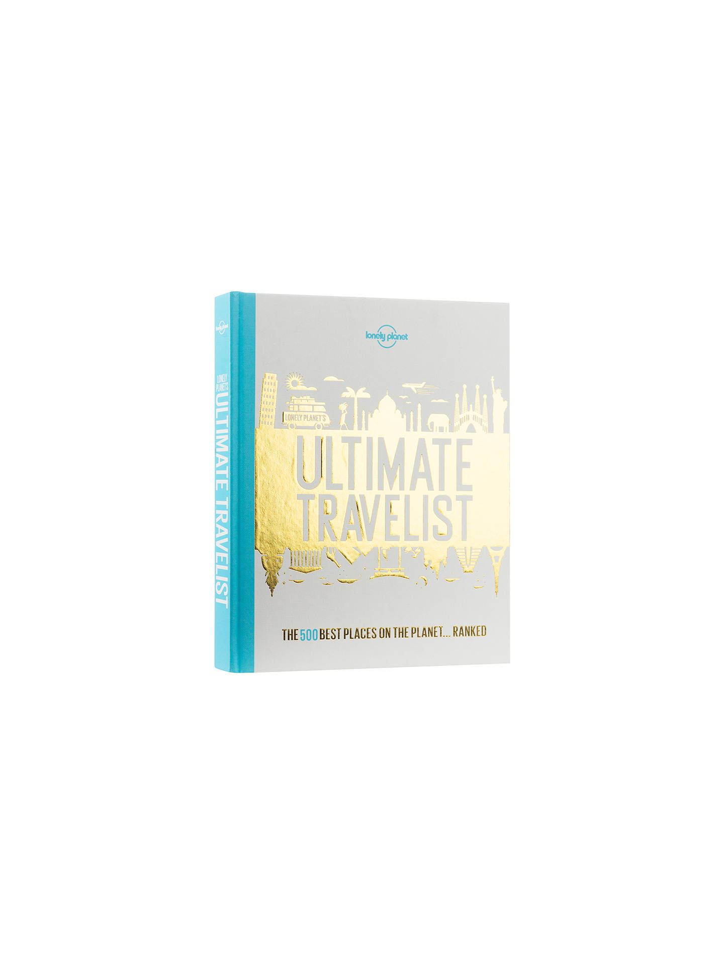 BuyLonely Planet's Ultimate Travelist Book Online at johnlewis.com