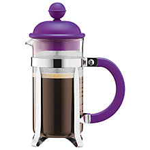 Buy Bodum Caffettiera Coffee Maker, 3 Cup, 0.35L Online at johnlewis.com