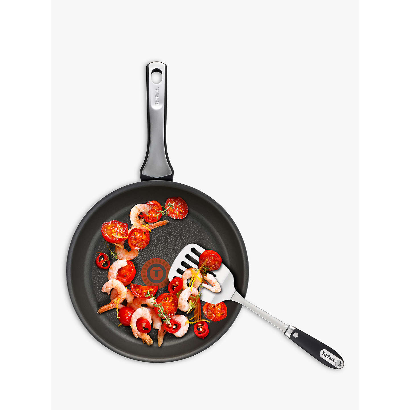 BuyTefal Expertise 28cm Frying Pan Online at johnlewis.com