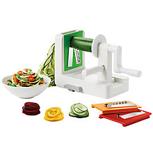 Buy OXO Good Grips Tabletop Spiralizer Online at johnlewis.com