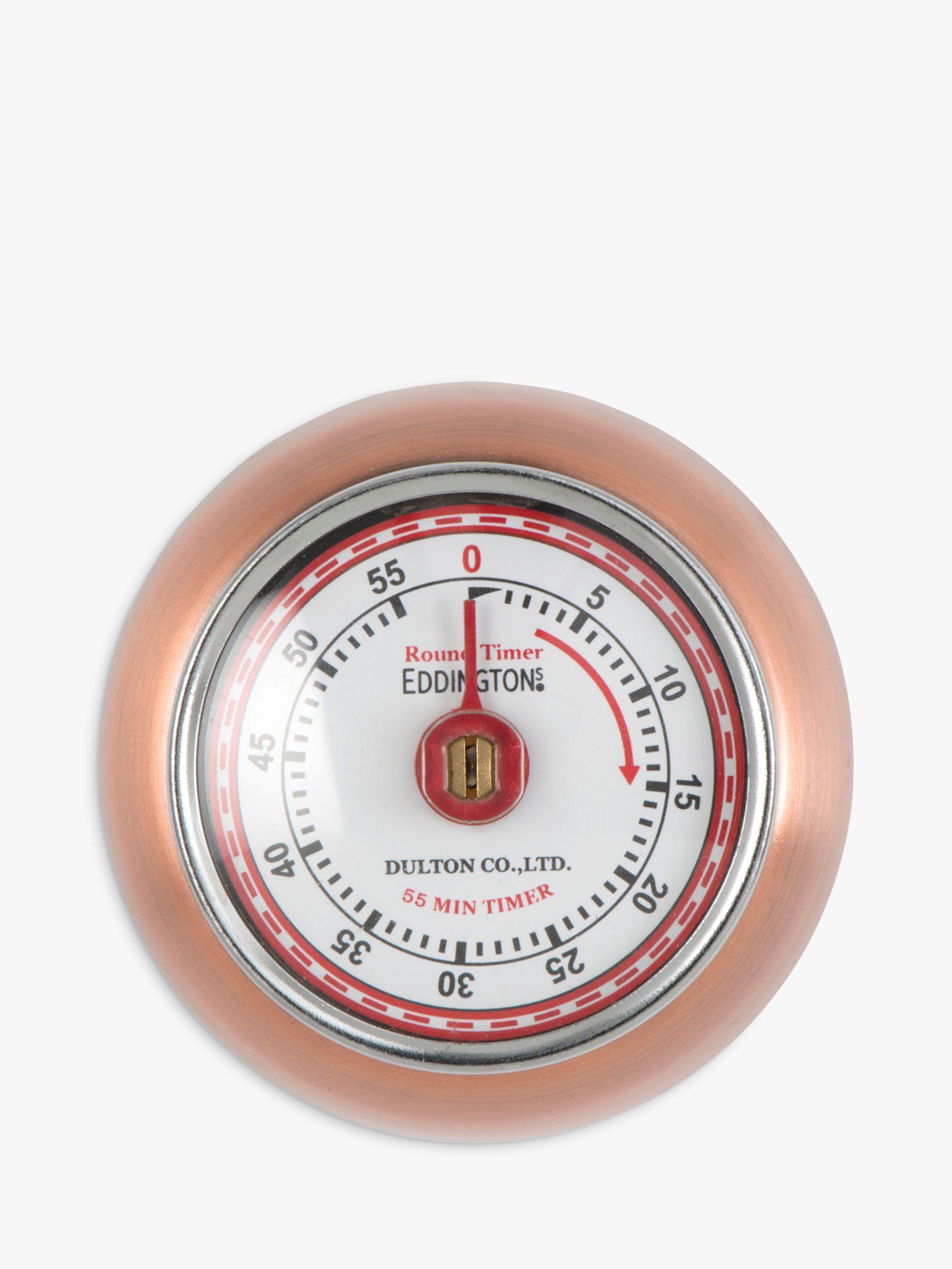 Eddingtons Eddingtons Retro Kitchen Timer, Copper