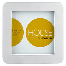"Buy House by John Lewis Photo Frame, 4 x 4"" (10 x 10cm) Online at johnlewis.com"