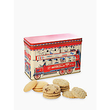 Buy Mr Stanley's London Bus Assorted Biscuits Online at johnlewis.com