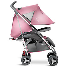 Buy Silver Cross Reflex Pushchair, Vintage Pink Online at johnlewis.com
