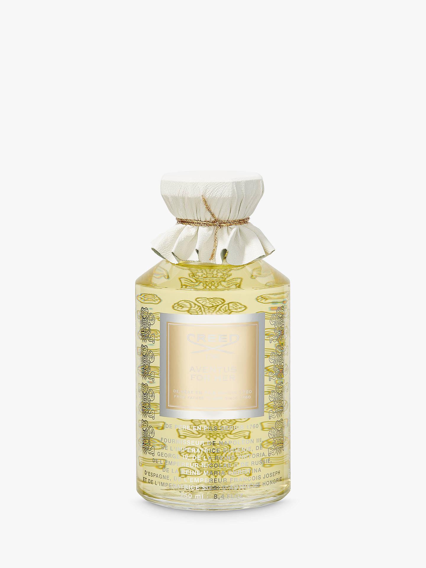 Creed Aventus For Her Eau De Parfum 250ml At John Lewis Partners Original Adidas Get Ready Buycreed Online