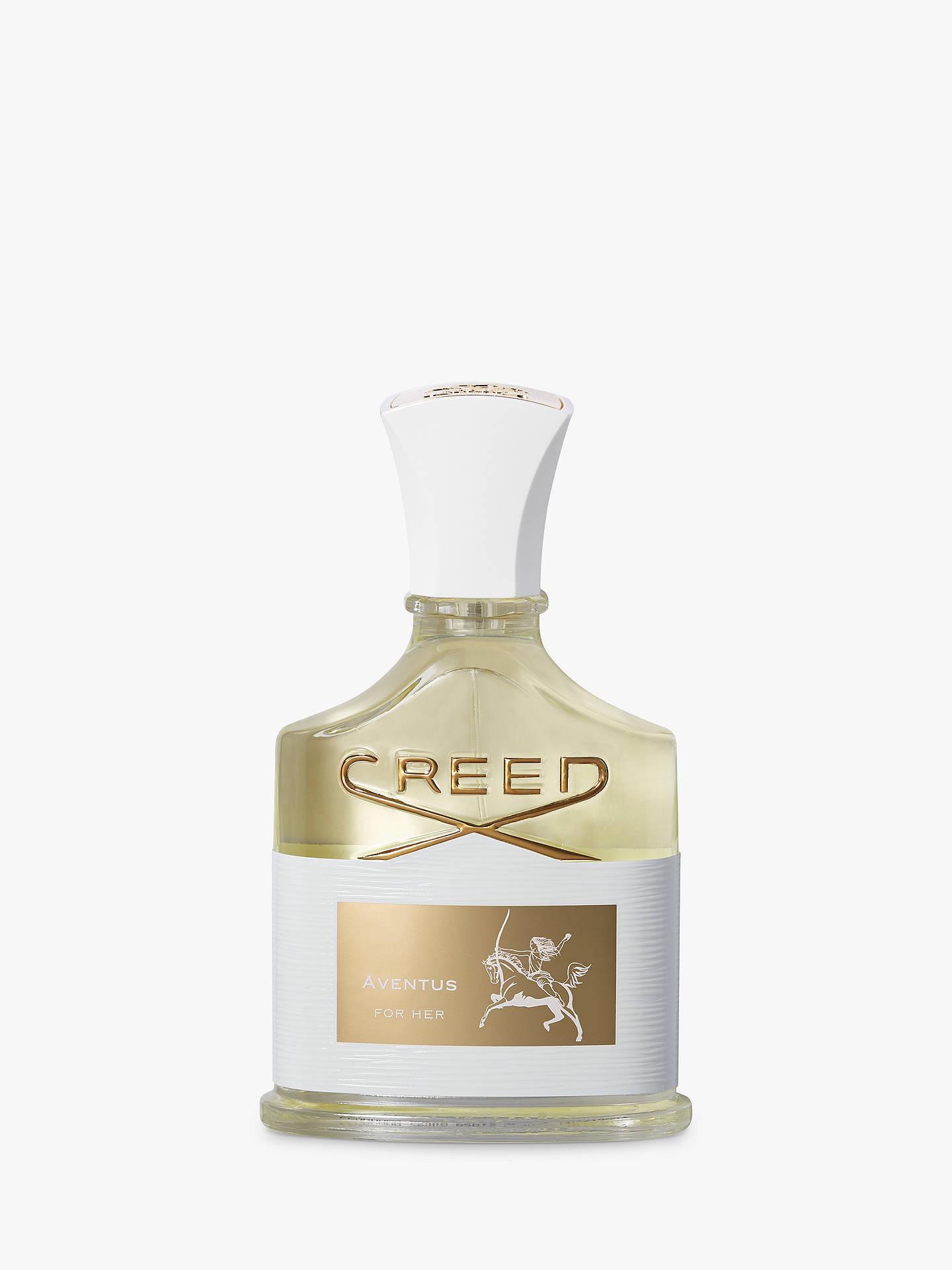 Creed Aventus For Her Eau De Parfum 75ml At John Lewis Partners