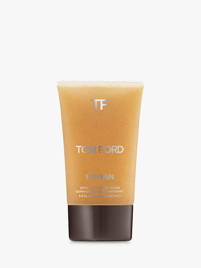 Buy TOM FORD For Men Exfoliating Energy Scrub, 100ml Online at johnlewis.com