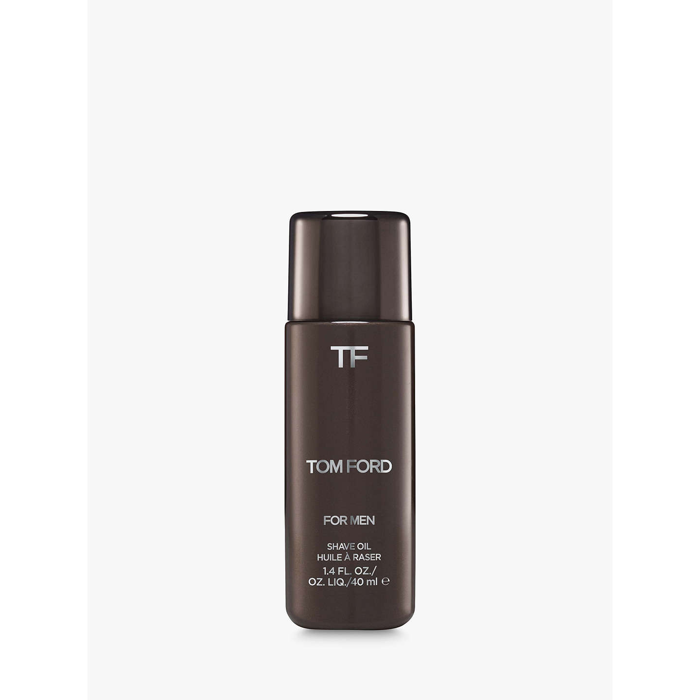 BuyTOM FORD For Men Shave Oil, 40ml Online at johnlewis.com
