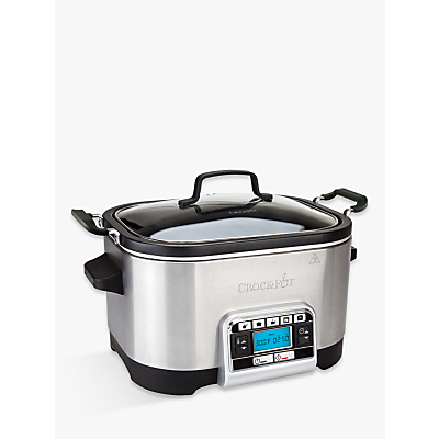 Crock-Pot CSC024 5.6L Digital Slow and Multi Cooker