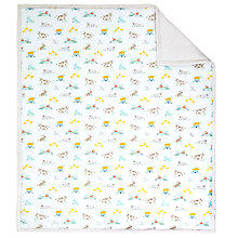 Buy John Lewis Baby Farmyard Quilt Online at johnlewis.com
