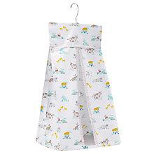 Buy John Lewis Baby Farmyard Nappy Stacker Online at johnlewis.com