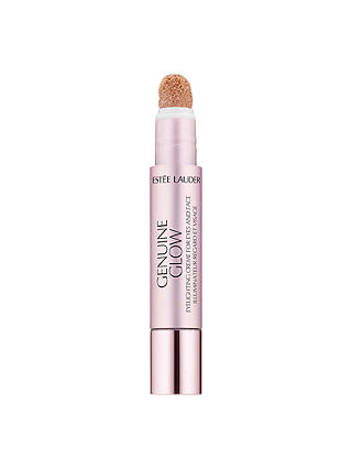 Buy Estée Lauder Genuine Glow Eyelighting Creme For Eyes & Face, Bare Blush Online at johnlewis.com