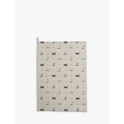 Sophie Allport Cat Tea Towel