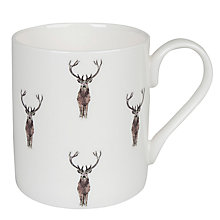 Buy Sophie Allport Stag Mug Online at johnlewis.com