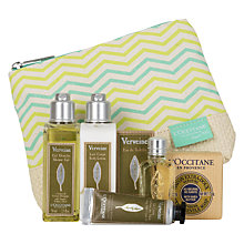 Buy L'Occitane Verbena Discovery Collection Online at johnlewis.com