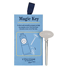 Buy L'Occitane Magic Key Tube Squeezer Online at johnlewis.com