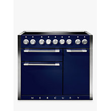 Buy Mercury 1000 Electric Range Cooker with Induction Hob Online at johnlewis.com