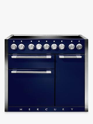 Mercury 1000 Electric Range Cooker with Induction Hob