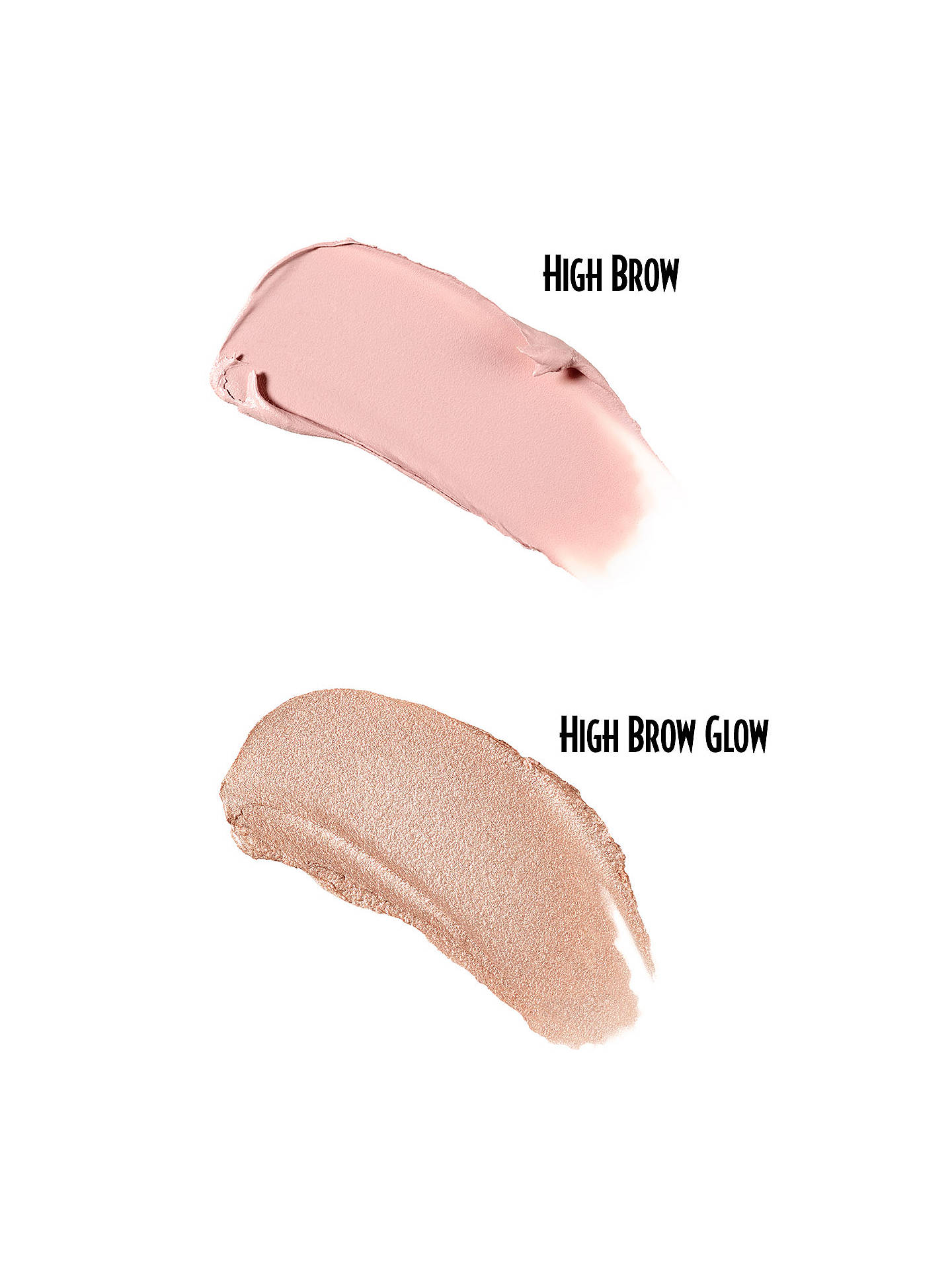 BuyBenefit High Brow Glow Brow Pencil Highlighter, Pink Online at johnlewis.com