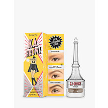 Buy Benefit ka-BROW! Eyebrow Cream-Gel Colour Online at johnlewis.com