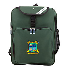 Buy Pointer School Rucksack, Small, Green Online at johnlewis.com