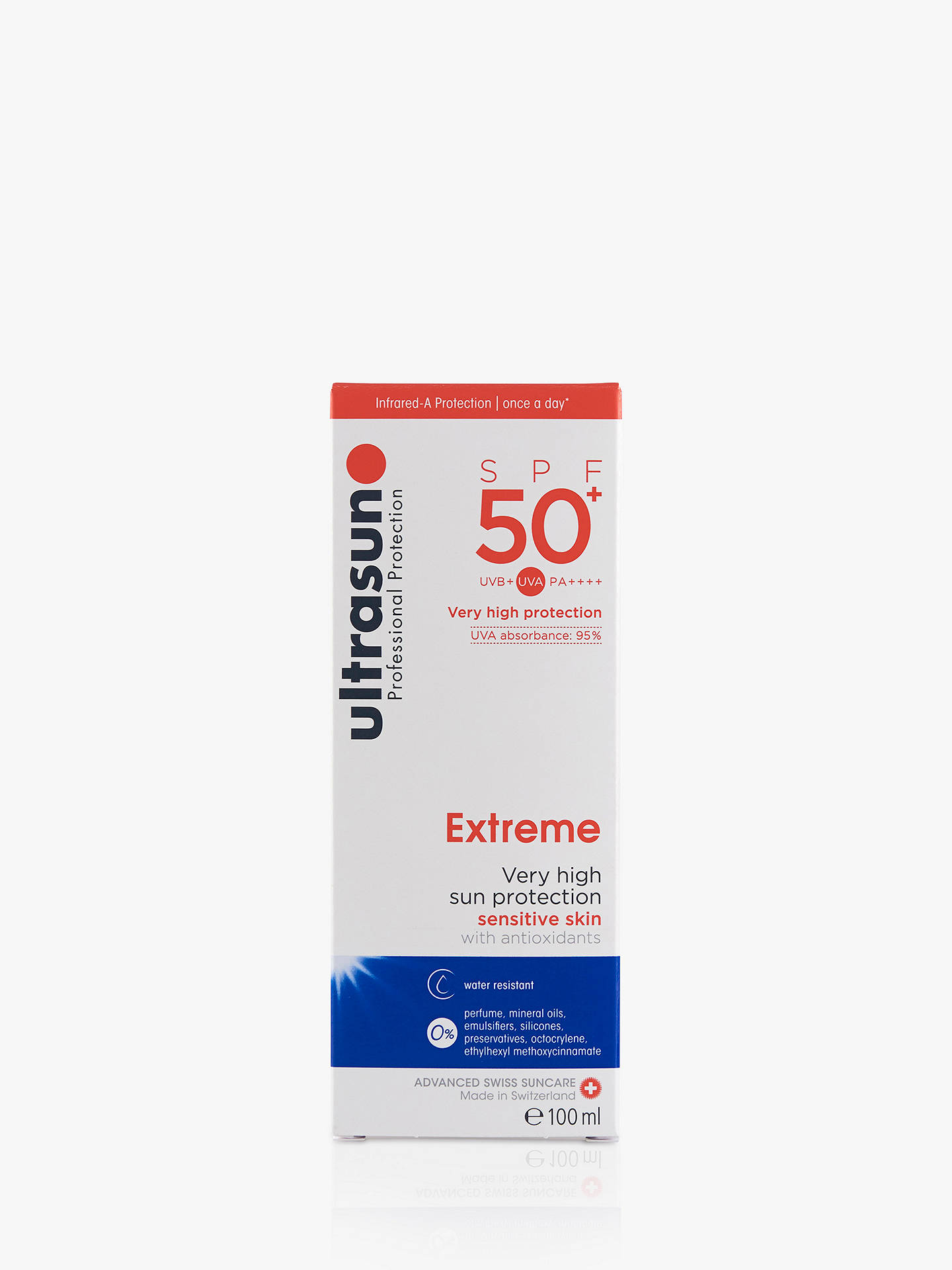 Buy Ultrasun Extreme Sensitive SPF 50+ Sun Lotion, 100ml Online at johnlewis.com
