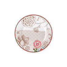 Buy PiP Studio Spring to Life 21cm Plate, Cream Online at johnlewis.com