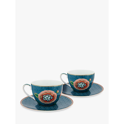 Buy PiP Studio Spring To Life Cup & Saucer, Set of 2 Online at johnlewis.com