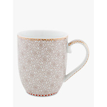 Buy PiP Studio Spring to Life Small Mug, Cream Online at johnlewis.com