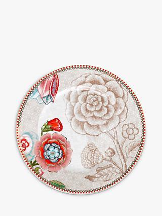 PiP Studio Spring To Life 17cm Plate, Cream