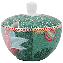 Buy PiP Studio Spring To Life Sugar Bowl, Green Online at johnlewis.com