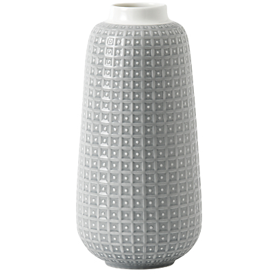 HemingwayDesign for Royal Doulton Rose Vase, H28cm, Grey