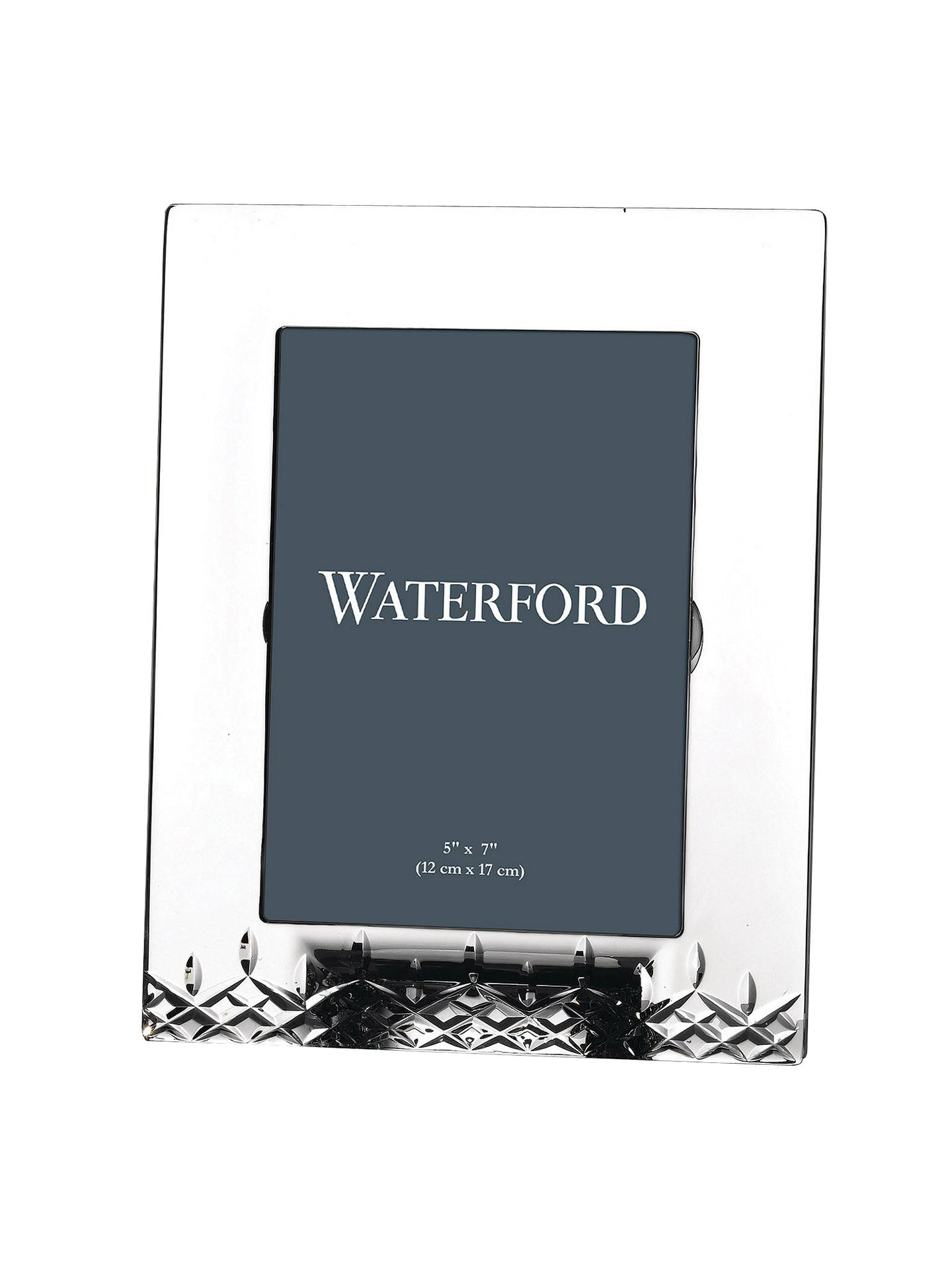 Waterford Crystal Lismore Essence Picture Frame 5 X 7 Quot At